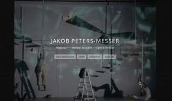 Homepage Jakob Peters-Messer
